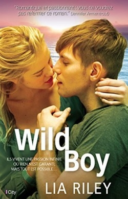 Couverture Wild love, tome 2 : Wild Boy