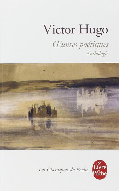 Couverture Oeuvres poétiques : Anthologie