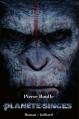 Couverture La Planète des singes Editions Julliard 2011