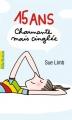 Couverture 15 ans : Charmante mais cinglée Editions Gallimard  (Pôle fiction) 2013