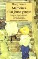 Couverture Mémoires d'un jeune garçon Editions Rivages (Poche - Bibliothèque étrangère) 1990
