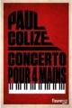 Couverture Concerto pour 4 mains Editions Fleuve (Noir) 2015