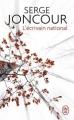 Couverture L'Ecrivain national Editions J'ai Lu 2015