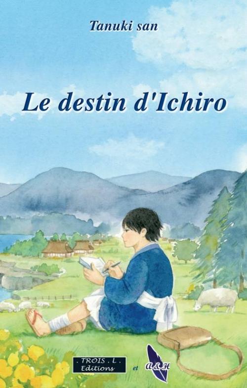 Couverture Le destin d'Ichiro