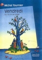 Couverture Vendredi ou la vie sauvage Editions Flammarion (Castor poche) 1999