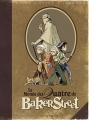 Couverture Le monde des Quatre de Baker Street Editions Vents d'Ouest 2013
