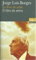 Couverture Le livre de sable Editions Folio  (Bilingue) 2013
