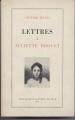 Couverture Lettres à Juliette Drouet Editions Pauvert 1964