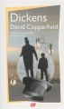 Couverture David Copperfield Editions Flammarion (GF) 1978