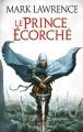 Couverture L'Empire Brisé, tome 1 : Le Prince écorché Editions France Loisirs 2015