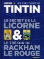 Couverture Les aventures de Tintin (France Loisirs), tome 06 : Le secret de la Licorne, Le trésor de Rackham le Rouge Editions Casterman 2011