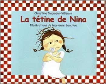 Couverture La Tétine de Nina