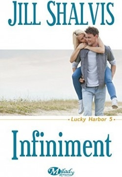 Couverture Lucky Harbor, tome 05 : Infiniment