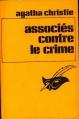 Couverture Associés contre le crime Editions Le Masque 1972