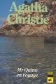 Couverture Mr Quinn en voyage Editions Librairie des  Champs-Elysées  (Le club des masques) 1987