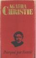 Couverture Pourquoi pas Evans ? Editions Edito-Service S.A.   1962