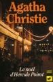 Couverture Le Noël d'Hercule Poirot Editions Librairie des  Champs-Elysées  (Le club des masques) 1946