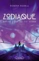 Couverture Zodiaque (Russell), tome 1 : Méfiez-vous du treizième signe Editions Michel Lafon (Jeunesse) 2015