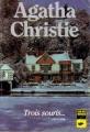 Couverture Trois souris Editions Librairie des  Champs-Elysées  (Le club des masques) 1985