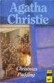 Couverture Le retour d'Hercule Poirot / Christmas pudding Editions Librairie des  Champs-Elysées  (Le club des masques) 1962