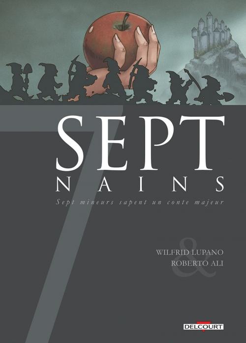 Couverture Sept, saison 3, tome 1 : Sept nains