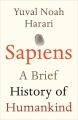 Couverture Sapiens : Une brève histoire de l'humanité Editions Harper 2014