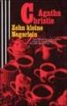 Couverture Dix petits nègres Editions Fischer Scherz 1978