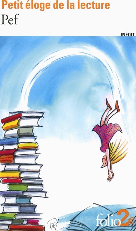 Couverture Petit éloge de la lecture