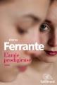 Couverture L'Amie prodigieuse, tome 1 Editions Gallimard  (Du monde entier) 2014