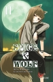 Couverture Spice & Wolf (roman), tome 2 Editions Ofelbe 2015