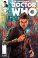 Couverture Doctor Who : Le dixième docteur, tome 1 : Les révolutions de la terreur Editions Titan Books 2015
