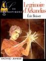 Couverture Arkandias, tome 1 : Le grimoire d'Arkandias Editions Magnard (Les fantastiques) 1998