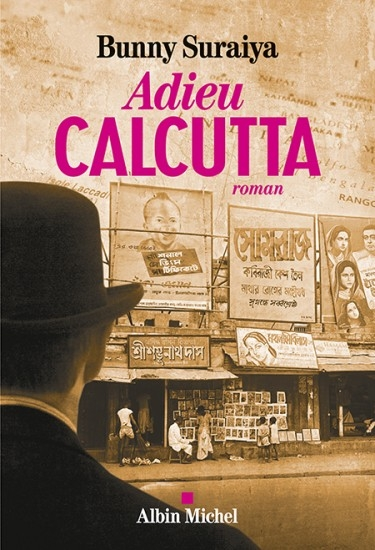 Couverture Adieu Calcutta