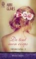 Couverture Désir fatal, tome 2 : De tout mon corps Editions J'ai Lu (Pour elle - Passion intense) 2015