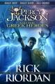 Couverture Percy Jackson et les Héros Grecs Editions Puffin Books 2015