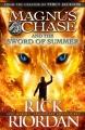 Couverture Magnus Chase et les Dieux d'Asgard, tome 1 : L'Épée de l'été Editions Puffin Books 2015