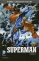Couverture Geoff Johns présente Superman, tome 1 : Le Dernier Fils Editions DC Comics 2015
