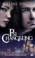 Couverture Psi-changeling, tome 12 : Coeur d'obsidienne Editions Milady 2015