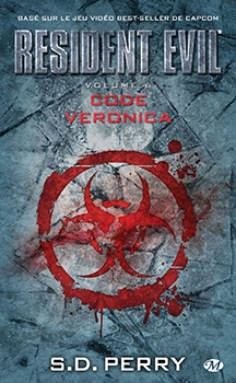 Couverture Resident Evil, tome 06 : Code veronica