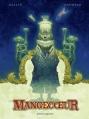 Couverture MangeCoeur, intégrale Editions Vents d'ouest (Fantastique) 2014