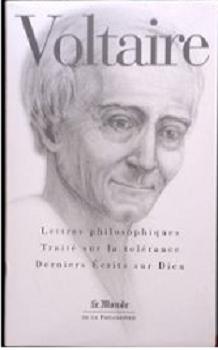 Couverture Lettres philosophiques ; Traité sur la tolérance ; Derniers Écrits sur Dieu