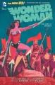 Couverture Wonder Woman (Renaissance), tome 6 : La Chute de l'Olympe Editions DC Comics 2015
