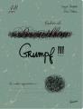 Couverture Grumpf !!! Editions Winioux 2015