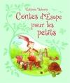 Couverture Fables d'Esope pour les petits Editions Usborne 2015