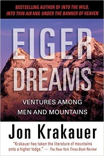 Couverture Eiger Dreams