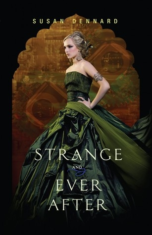 Couverture Something Strange and Deadly, book 3 : Strange and Ever After
