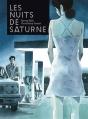 Couverture Les nuits de Saturne Editions Sarbacane 2015