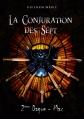 Couverture La Conjuration des Sept, tome 1, partie 2 : Deuxième Dague, Max Editions Autoédité 2015