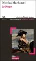 Couverture Le prince Editions Folio  (Plus philosophie) 2008