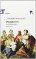 Couverture Le Décaméron Editions Einaudi 1992